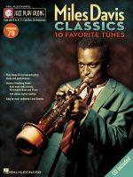 Jazz Play Along : Miles Davis Classics - 10 Favorite Tunes - Miles Davis