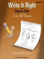 Edna Mae Burnam : Write it Right - Book 4 - Edna Mae Burnam