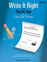 Edna Mae Burnam : Write it Right - Book 6 - Edna Mae Burnam