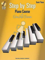 Edna Mae Burnam: Book 3 : Step by Step Piano Course - Book 3 - Edna Mae Burnam