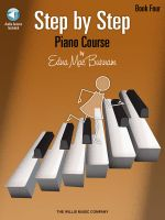 Edna Mae Burnam: Book 4 : Step by Step Piano Course - Book 4 - Edna Mae Burnam