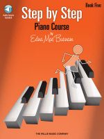 Edna Mae Burnam: Book 5 : Step by Step Piano Course - Book 5 - Edna Mae Burnam