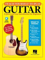 Teach Yourself to Play Guitar : Teach Yourself to Play - David M Brewster
