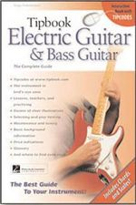 Tipbook Electric Guitar and Bass Guitar : The Complete Guide - Hugo Pinksterboer