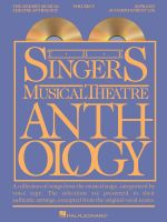The Singer's Musical Theatre Anthology, Volume 5 : Soprano - Hal Leonard Publishing Corporation