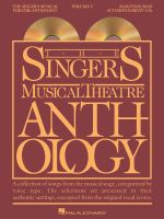 The Singer's Musical Theatre Anthology, Volume 5 : Baritone/Bass - Hal Leonard Publishing Corporation