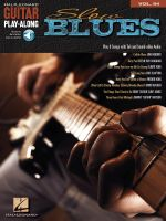 Slow Blues : Guitar Play-Along Volume 94 - Hal Leonard Publishing Corporation