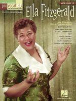 Ella Fitzgerald : Hal Leonard Pro Vocal (Numbered) - Ella Fitzgerald
