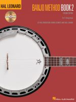 Hal Leonard Banjo Method : Book 2 - Mac Robertson