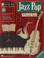 Jazz Play-Along: Volume 102 : Jazz Pop - Mark Taylor