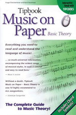 Tipbook Music on Paper : Basic Theory - Hugo Pinksterboer