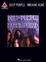 Deep Purple : Machine Head - Guitar Recorded Versions - Deep Purple