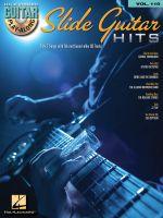 Slide Guitar Hits : Guitar Play-Along Volume 110