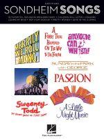 Stephen Sondheim : Sondheim Songs for Easy Piano - Stephen Sondheim