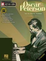 Jazz Play-Along: Volume 109 : Oscar Peterson - Oscar Peterson