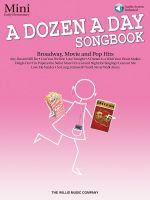 A Dozen a Day Songbook : Piano - Mini - Willis Music Co