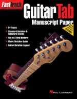 Fasttrack Guitar Tab Manuscript Paper - Hal Leonard Publishing Corporation