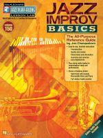 Jazz Play-Along: Volume 150 : Jazz Improv Basics - Joe Charupakorn