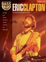 Eric Clapton : Bass Play-Along Volume 29 - Eric Clapton