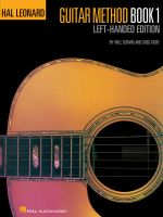 Guitar Method, Book 1 : Left-Handed Edition - Will Schmid