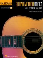Guitar Method: Book 1 : Left-Handed Edition - Will Schmid