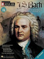 Jazz Play-Along: Volume 120 : J.S. Bach - Johann Sebastian Bach