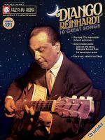 Jazz Play-Along: Volume 121 : Django Reinhardt - Django Reinhardt