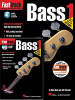 Fast Track : Bass Guitar Method Starter Pack - Blake Neely