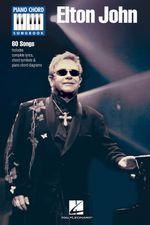 Piano Chord Songbook : Elton John - Sir Elton John
