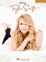Best of Taylor Swift - Big Note Piano : Big-Note Piano - Taylor Swift