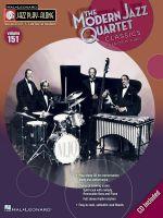 Modern Jazz Quartet Classics : Jazz Play-Along Volume 151 - Mark Taylor