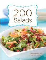 200 Salads - Melissa Barlow