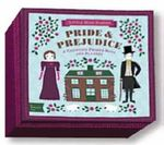 BabyLit Pride and Prejudice Playset with Book - Jennifer Adams