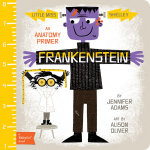 Little Miss Shelley : Frankenstein - Jennifer Adams