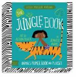 Babylit Jungle Book Playset : Animal Primer Book and Playset - Alison Oliver