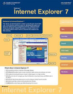 Windows Internet Explorer 7 Coursenotes : Course/Notes Quick Reference Guide - Thomson
