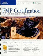 PMP Certification : Project Management Basics - Course Technology
