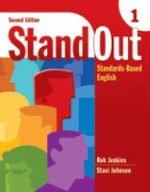 Stand Out 1 : Standards-based English - Staci Sabbagh Johnson