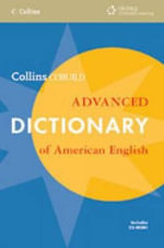 Collins COBUILD Advanced Dictionary of American English : With CD-ROM