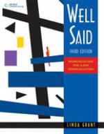 Well Said : Student Text - Linda Grant