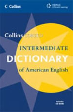 Collins COBUILD Intermediate Dictionary of American English : with CD-ROM - C COBUILD