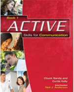 ACTIVE Skills for Communication 1 : Student Text - Chuck Sandy