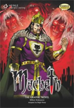 Macbeth Graphic Novel : Classic Graphic Novel Collection - William Shakespeare