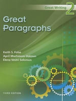Great Paragraphs - Keith S Folse