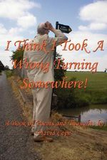 I Think I Took a Wrong Turning Somewhere! : A Book of Poems and Thoughts - David Cope