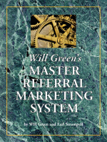 Will Green's Master Referral Marketing System - Will Green