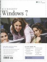 Windows 7: Basic : CertBlaster Student Manual - Axzo Press