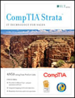CompTIA Strata : IT Technology for Sales and CertBlaster - Axzo Press