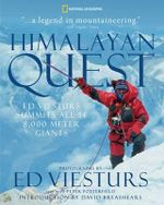 Himalayan Quest : Ed Viesturs Summits All Fourteen 8000-meter Giants - Ed Viesturs