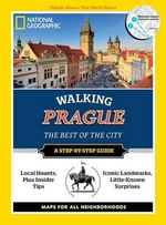 Walking Prague : The Best of the City - Will Tizard